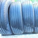 Atego Lastiği 285/70R19.5 Temiz Kullanılmış